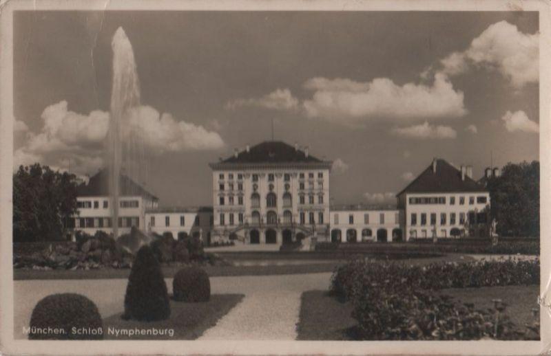 München - Schloß Nymphenburg - 1935 0