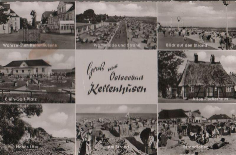 Kellenhusen - u.a. Wahrzeichen - ca. 1955 0