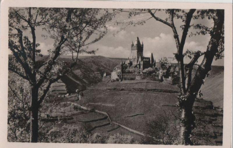 Kochem - Cochem - Burg - ca. 1950 0