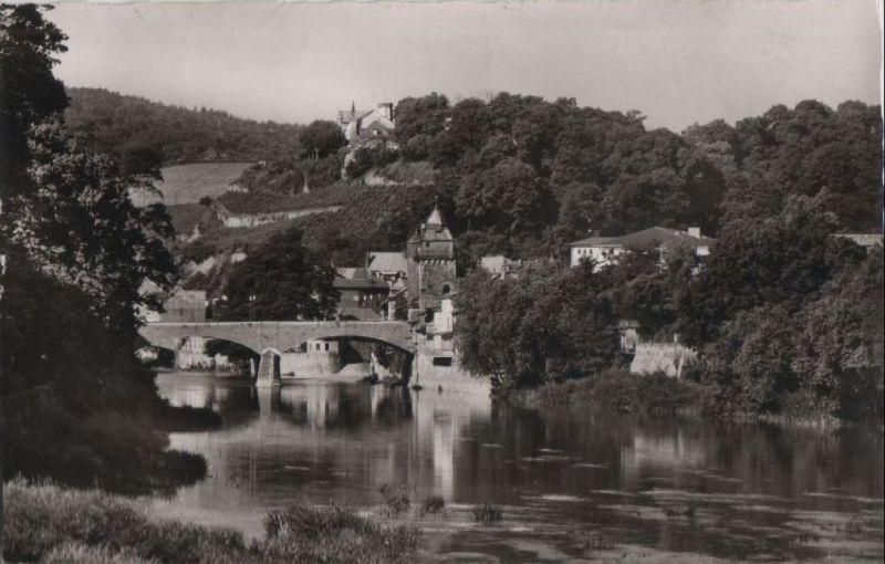 Bad Kreuznach - Blick auf Kauzenburg - 1966 0