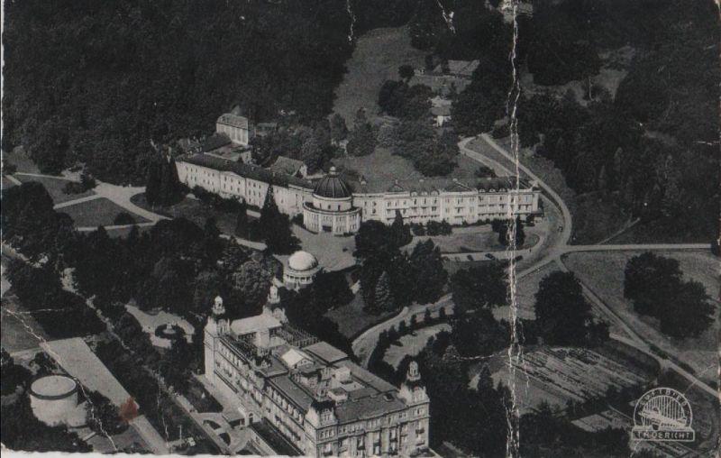 Bad Wildungen - Blick auf Fürstenhof - 1960 0