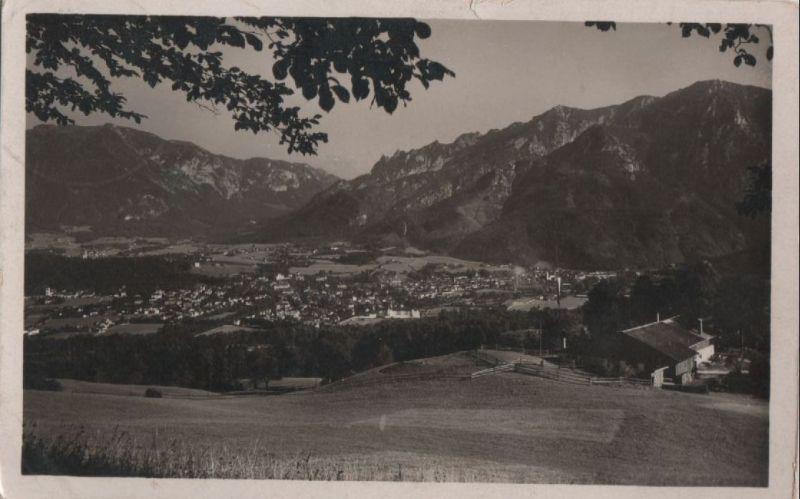 Bad Reichenhall - von der Padinger Alm - 1939 0