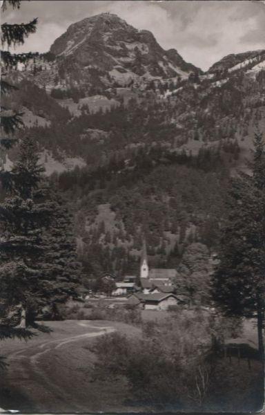 Bayrischzell - mit Wendelstein - 1956 0