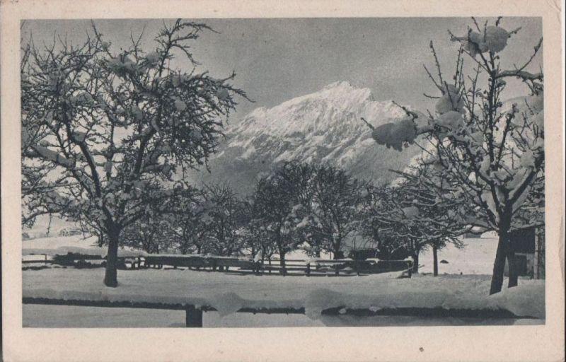 Vorgebirge im Winter - 1943 0