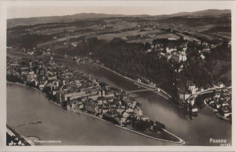 Passau - Fliegeraufnahme - 1941 0