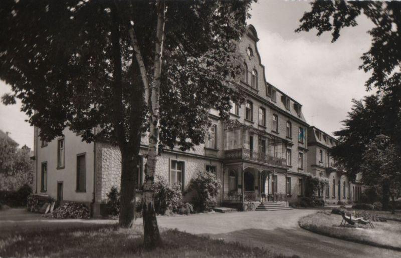 Bad Salzschlirf - Sanatorium St. Elisabeth - 1960 0