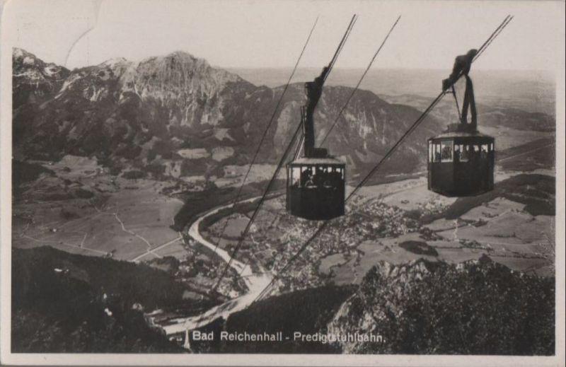 Bad Reichenhall - Predigtstuhlbahn - 1934 0