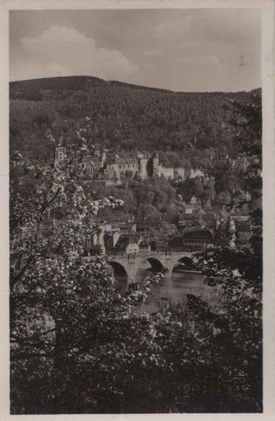 Heidelberg - im Blütenschmuck - 1931 0