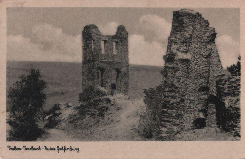 Traben-Trarbach - Ruine Gräfenburg - ca. 1935 0
