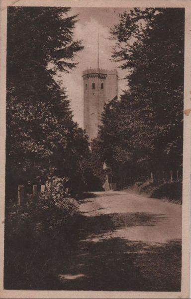 Heidelberg - Königsstuhlturm - 1922 0
