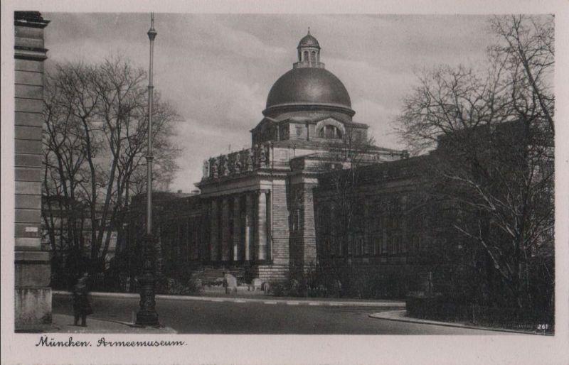 München - Armeemuseum - ca. 1955 0