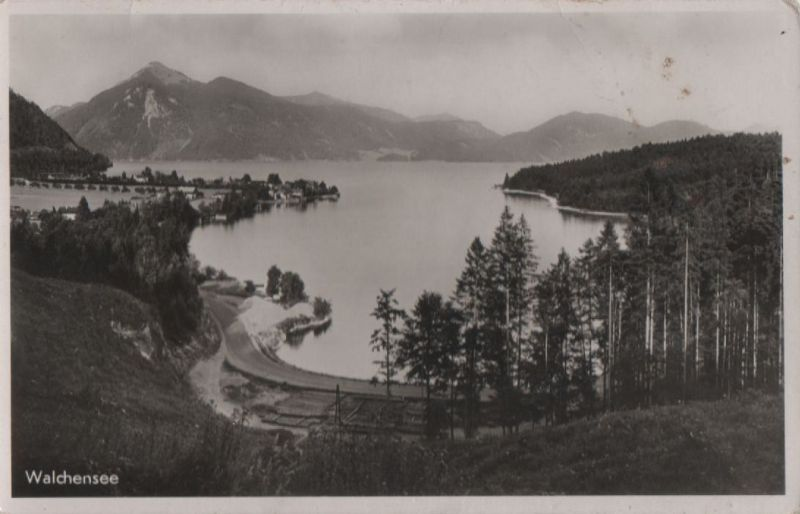 Walchensee - 1942 0