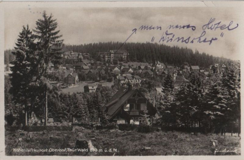 Oberhof - 1934 0