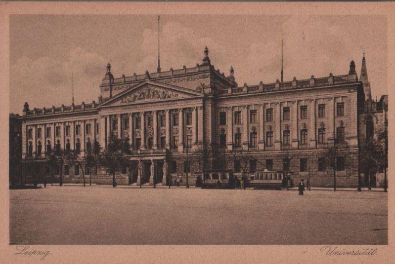 Leipzig - Universität - 1922 0