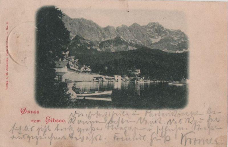 Eibsee - 1898 0