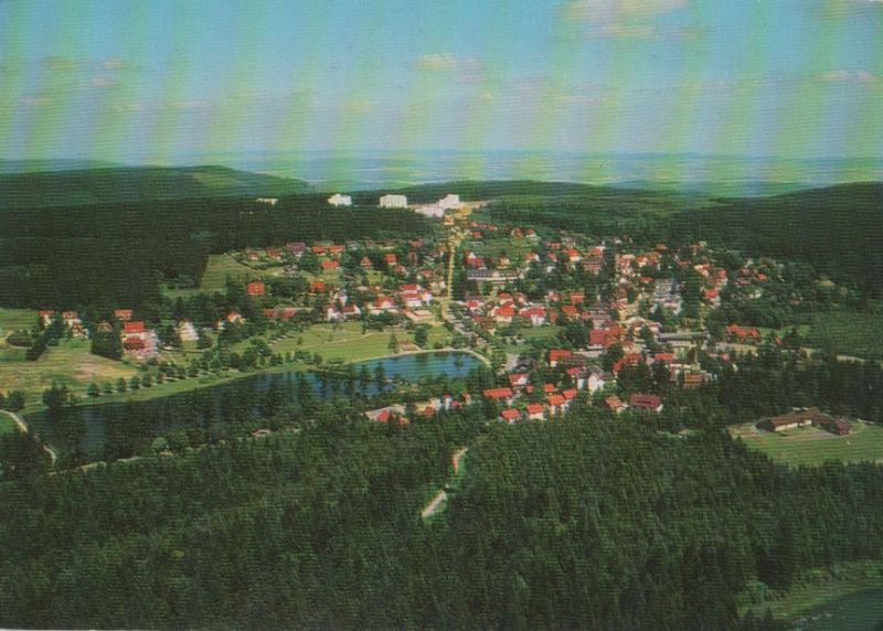 Hahnenklee (OT von Goslar) - mit Bockswiese - ca. 1980 0