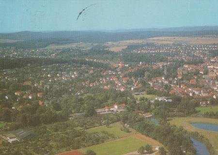 Bad Hersfeld Luftbild - 1987 0
