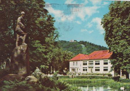 Bad Lauterberg - Kurhaus und Hausberg - 1976 0