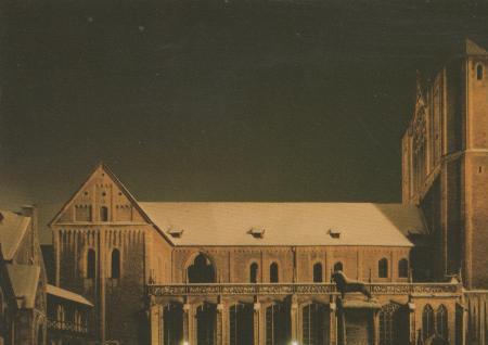 Braunschweig - Dom - ca. 1985 0