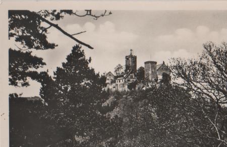 Eisenach - Wartburg - ca. 1955 0