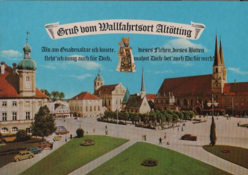 Altötting - Kapellplatz - ca. 1980 0