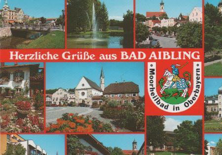 Bad Aibling - Moorheilbad in Oberbayern - 1996 0