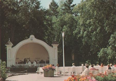 Bad Lauterberg - Musikpavillon - ca. 1975 0