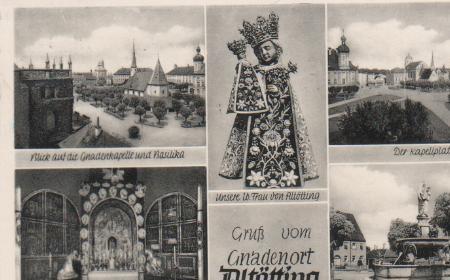 Gnadenort Altötting - 1956 0