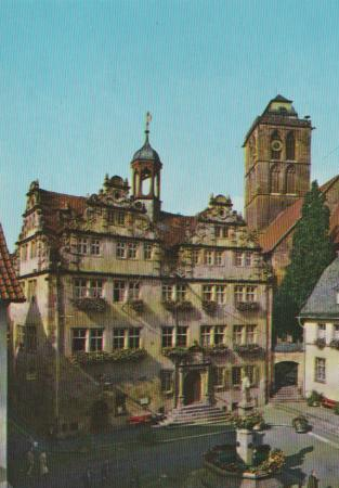Bad Hersfeld - Rathaus - ca. 1975 0
