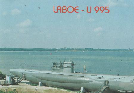 Laboe - U-Boot - U 995 - ca. 1995 0