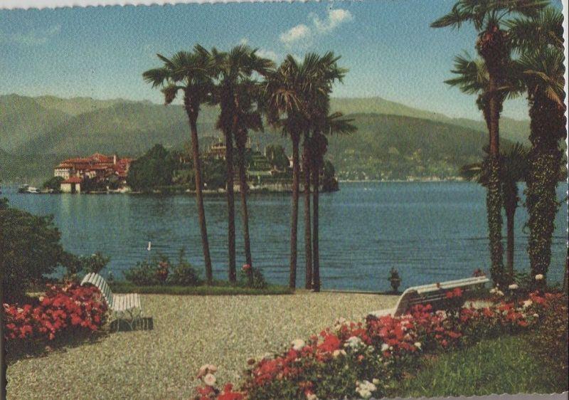 Schweiz - Schweiz - Lago Maggiore - Isola Bella - 1959