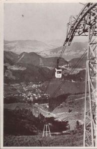 Österreich - Österreich - Sankt Gilgen - Blick vom Zwölferhorn - ca. 1960