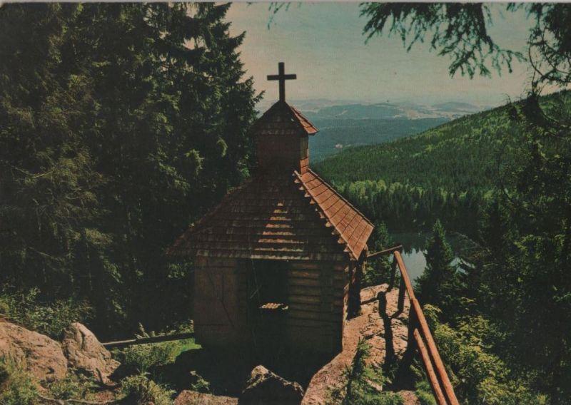 Rachelsee - Rachelkapelle - 1981
