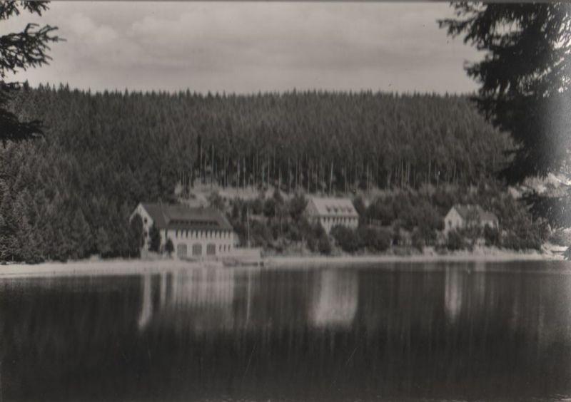 Lütschetalsperre - 1969