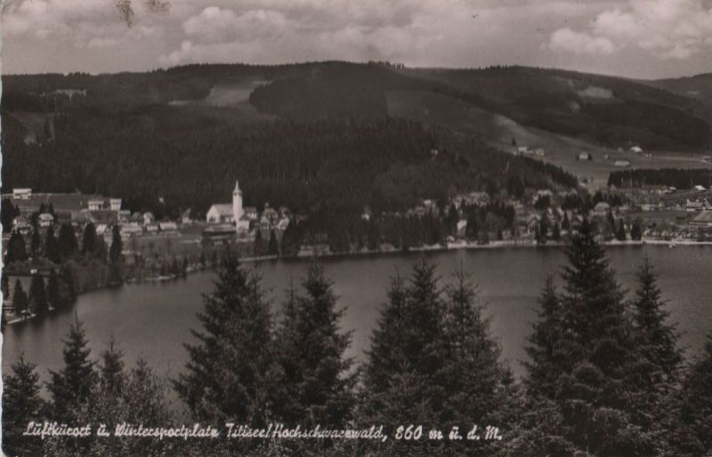 Titisee - 1962