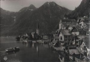 Österreich - Österreich - Hallstatt - am Dachstein - ca. 1965