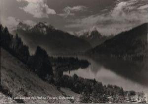 Österreich - Österreich - Zell am See - mit Hohen Tauern - ca. 1965