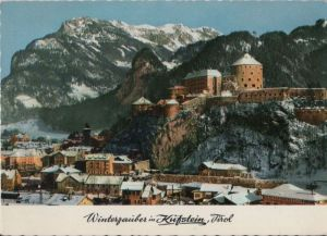 Österreich - Österreich - Kufstein - 1956