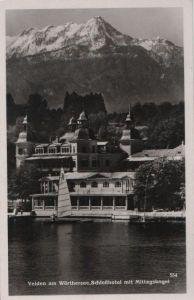 Österreich - Österreich - Velden - Schloßhotel mit Mittagskogel - 1939