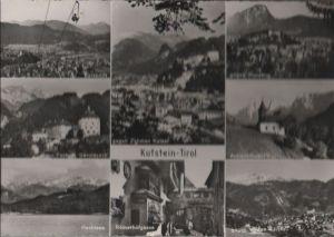 Österreich - Österreich - Kufstein - u.a. Kaiserlift - ca. 1965