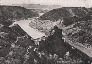 Österreich - Österreich - Aggstein - Ruine - 1959