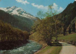 Österreich - Österreich - Bad Gastein - Elisabeth-Promenade nach Böckstein - ca. 1980