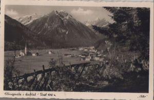 Österreich - Österreich - Elbigenalp - mit Wetterspitze - 1956
