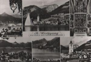 Österreich - Österreich - St. Wolfgang - u.a. Pacher-Altar - ca. 1965