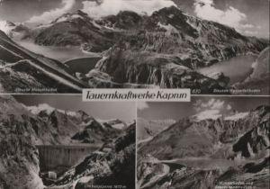 Österreich - Österreich - Kaprun - Tauernkraftwerke - 1962