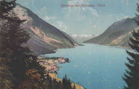 Österreich - Österreich - Pertisau am Achensee, Tirol - ca. 1935