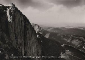Österreich - Österreich - Attersee - Ausguck vom Alberfeldkogel - ca. 1965