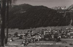 Österreich - Österreich - Fulpmes - mit Kalkkögel - 1959