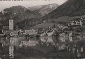 Österreich - Österreich - St. Wolfgang - mit Schafberg - 1960