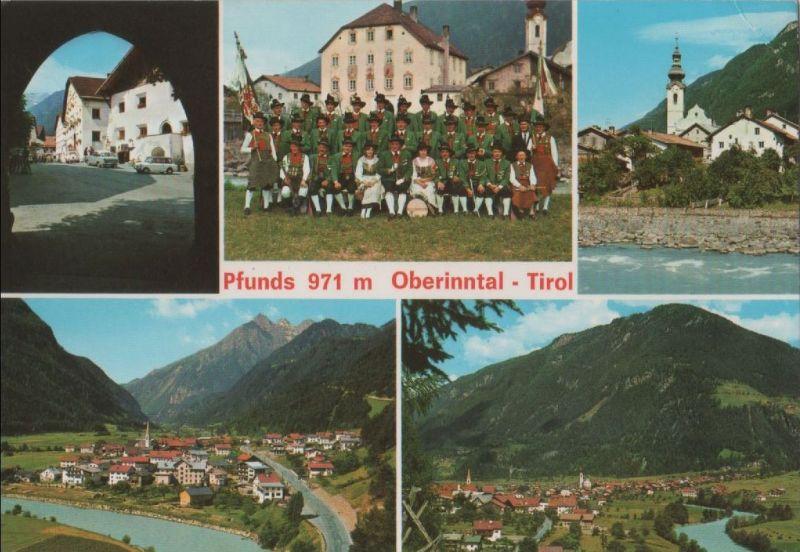 Österreich - Österreich - Pfunds - mit 5 Bildern - 1980